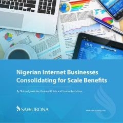 Nigerian Internet Businesses Consolidating for Scale Benefits