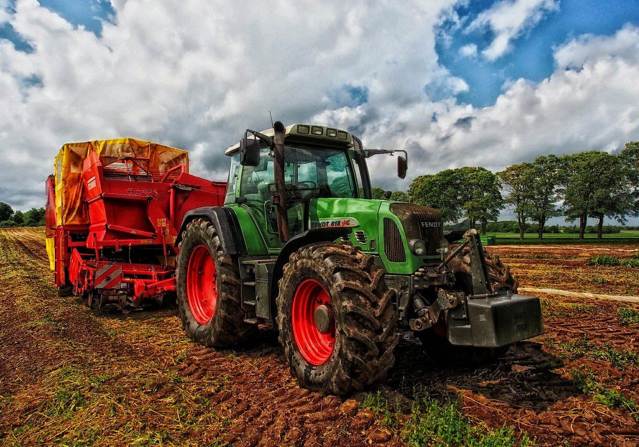 agriculture nigeria tractor